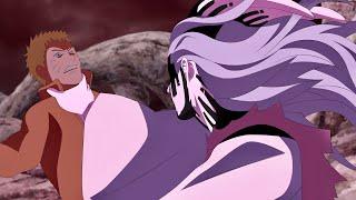 Naruto & Sasuke Vs Momoshiki Otsutsuki - The Change: Boruto Episode 65 Fan Animation