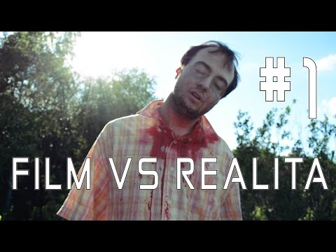 Film VS realita #1 - První setkání se zombíkem