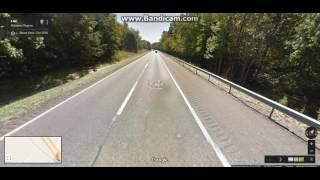 Interstate 64 - Virginia (Exits 159 to 167) eastbound