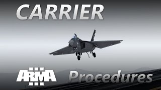 ArmA 3 - Carrier Landing Procedures