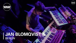 Jan Blomqvist & Band - Live @ Boiler Room Berlin 2016