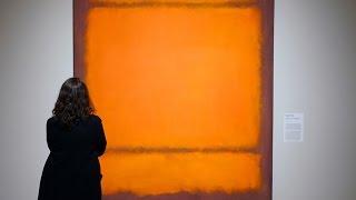 Rothko, No. 210/No. 211 (Orange)