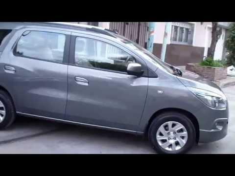 Chevrolet Spin 1.8 LTZ 7 asientos 2013