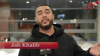 Jah Khalib поздравляет зрителей Europa Plus TV с Новым Годом!