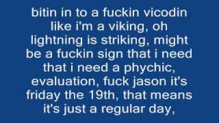 Eminem - Underground + LYRICS