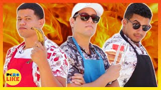 Latino Dad Cook-Off