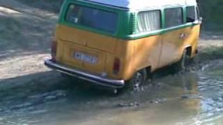 VW T2 off road