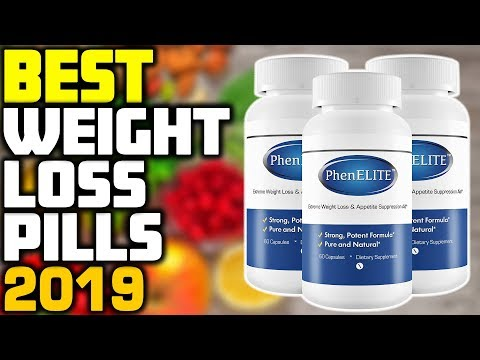 Best Weight Loss Pills in 2019 | Top 5 Weight Loss Supplements