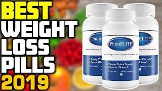 Best Weight Loss Pills in 2019 | Top 5 Weight Loss Supplements