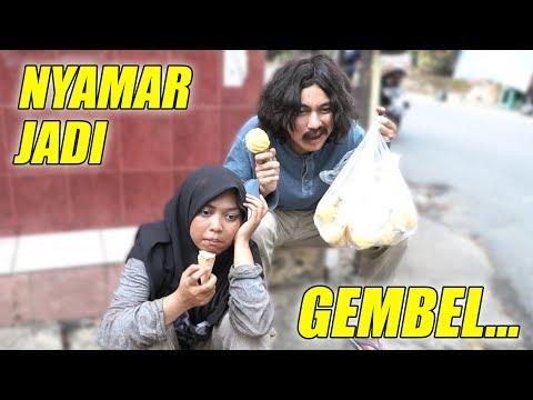 Download NYAMAR JADI GEMBEL BARENG BAIM WONG. Gak Ketemu Orang Baik? HD Mp4 3GP Video and MP3