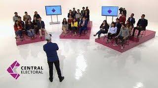 Central Electoral - Participación vs Apatía