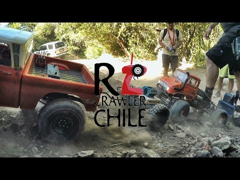 Best RC Rock Crawler Car Trip 4x4 Offroad CHILE 2018 Scale 1/10