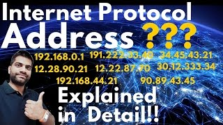 What is IP Address? IPv4 Vs IPv6 Explained