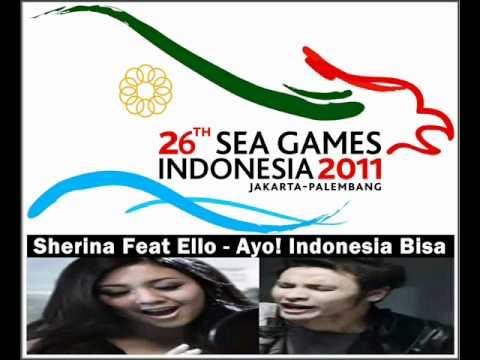 Sherina Feat Ello - Ayo! Indonesia Bisa (Sea Games 2011)