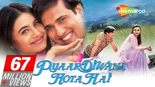 Pyar Diwana Hota Hai (2002) (HD) - Govinda   Rani Mukherjee   Om Puri - Hit Bollywood Movie