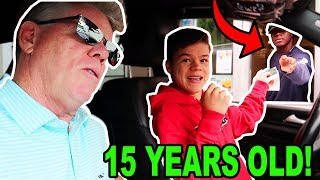 I illegally Drove Through Drive Thru's! *GONE WRONG*
