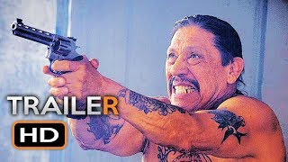 MAXIMUM IMPACT Official Trailer (2018) Danny Trejo Action Movie HD