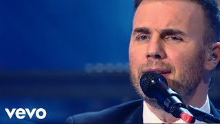 <b>Gary Barlow</b>  Back For Good Ft JLS