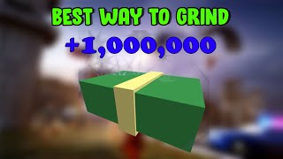 How to Grind 1 Million Cash In 2 Hours | Roblox Jailbreak | Grinding Tips