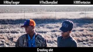 XXXTentacion - IWatchedHimDrown ft. Ski Mask The Slump God (Lyrics)