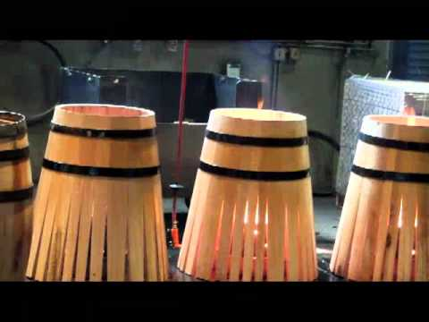 A Cooperage Moment: Toasting the Barrel