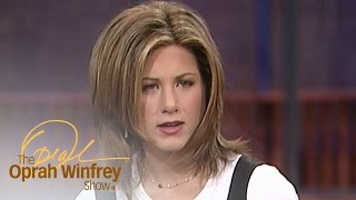 Friends Cast In '95: Fame Hasn't Changed Us | The Oprah Winfrey Show | Oprah Winfrey Network