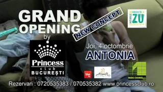 Princess Club Grand Opening New Concept
