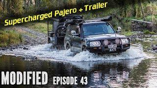 Mitsubishi Pajero 4x4, Modified Episode 43