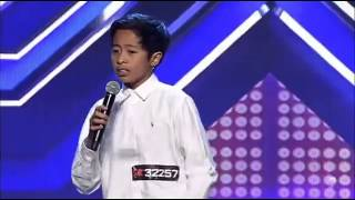 "Justin Vasquez Audition Maroon 5's ""Sunday Morning"" (Full) X Factor 2014 Australia"