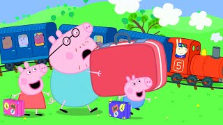 Train Day Special with Peppa Pig | Peppa Pig Official Channel