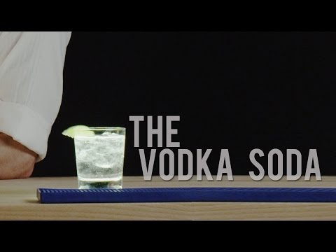 Video How to Make The Vodka Soda - Best Drink Recipes