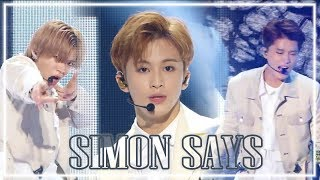 [Comeback Stage] NCT 127 - Simon Says , 엔시티 127 -  Simon Says  Show Music core 20181201