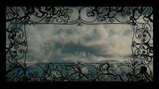 Alice in Wonderland 2010 End credit animation