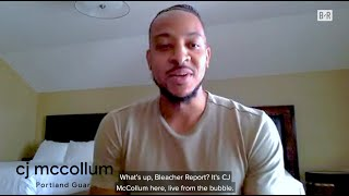 CJ McCollum Really Has A Favorite Local Spot Just About All Over The USA   Where's Yours?