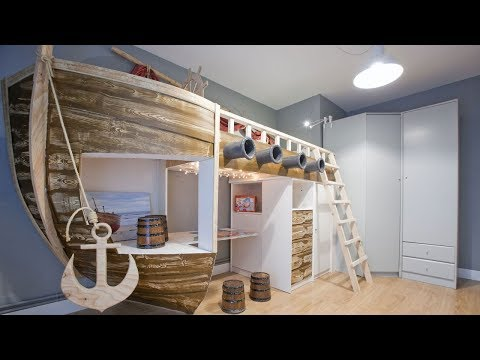 Decorar Habitación Infantil De Temática Pirata - Decogarden Mp3