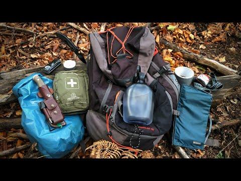 Mochila de Senderismo   Qué llevar a la Montaña para tu Supervivencia
