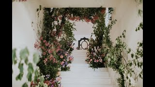 VLOG Real Wedding: Floral & Event Design By Oh Flora Studio