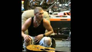 Brantley Gilbert Picture On The Dashboard