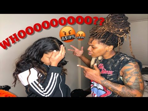CALLING GIRLFRIEND ANOTHER GIRLS NAME PRANK!! | Bri and Tee LIVE!