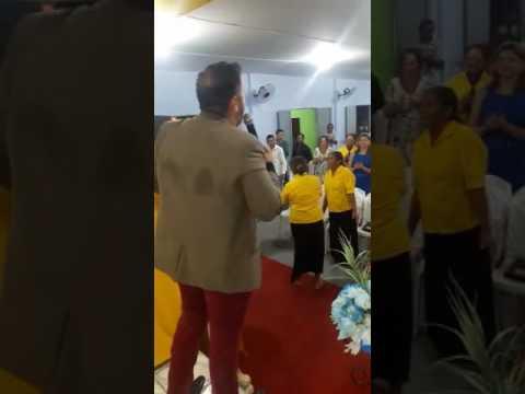 EM BARROQUINHA-CE OS NORDESTINOS ABENÇOADOS ENTRARAM NO MANTO