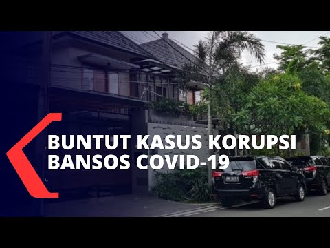 KPK Geledah Rumah Politisi PDIP di Pulo Gadung Terkait Kasus Korupsi Bansos Covid-19