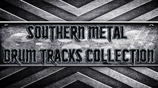 Southern Metal Drum Tracks Collection (HQ,HD)