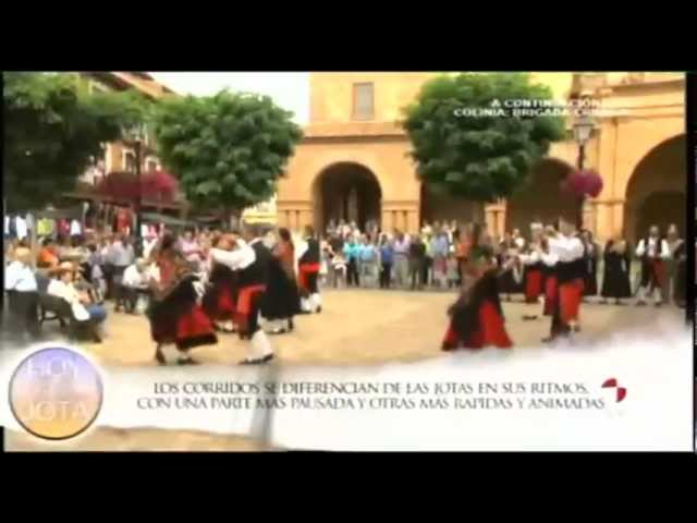 Jotas y mucho más - Hoy toca jota: Grupo Virgen de la Guía de Santa María del Páramo, León (24/10/2012)