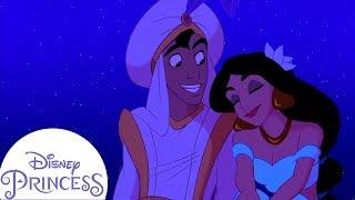 Disney Princesses Falling In Love! | Disney Princess