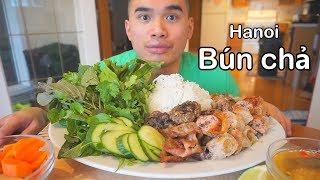 How to make Hanoi BÚN CHẢ (Vietnamese Grilled Pork & Noodles)