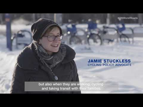 Jamie Stuckless interview
