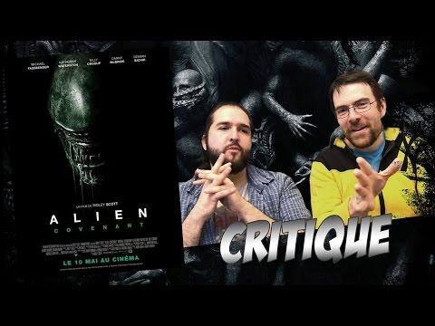 Download Critique - Alien Covenant - Avec ET sans Spoil (Spoilers à partir de 7:43) Mp4 HD Video and MP3