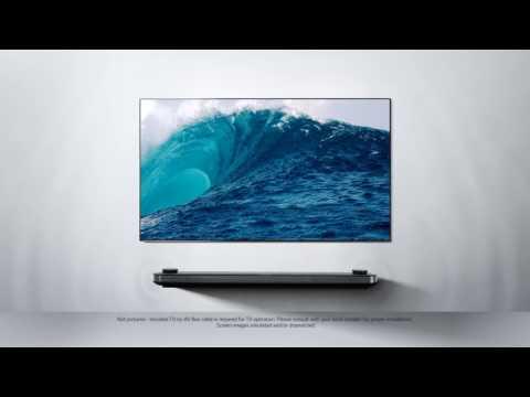 LG - Signature OLED TV