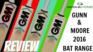 Gunn & Moore 2016 Bat Range