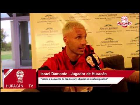 """""""Vamos a ir a cancha de San Lorenzo a buscar un resultado positivo"""""""